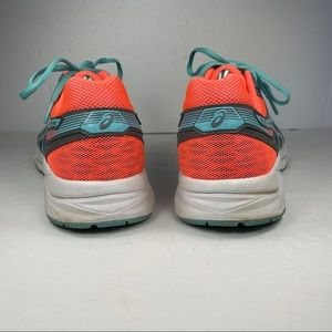 Asics Shoes - ASICS Gel-Contend 3 Running Shoes Neon Aqua Silver